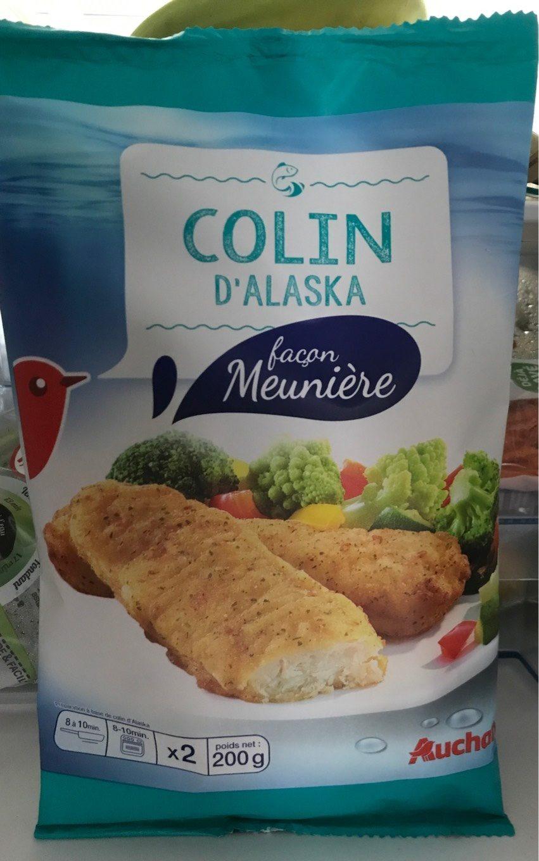 Colin d'Alaska façon meunière - Produit - fr