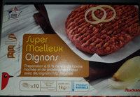 Auchan Super Moelleux Oignon x10 -1kg - Produit - fr