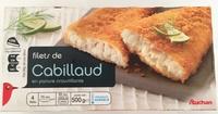 Filets de Cabillaud en panure croustillante - Product