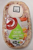 Pizza Chèvre Lardons 180g Auchan - Prodotto - fr