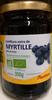 Confiture extra de myrtilles -
