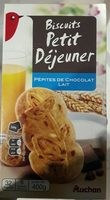 Matin Vitalité Lait - Pépites de chocolat - Product