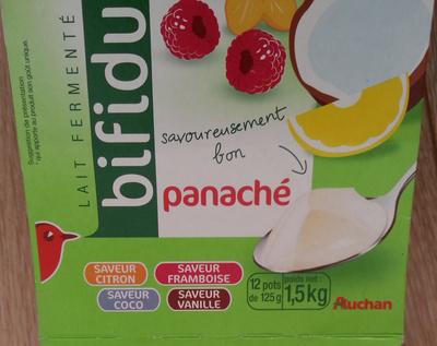 lait fermenté au bifidus panaché - Product
