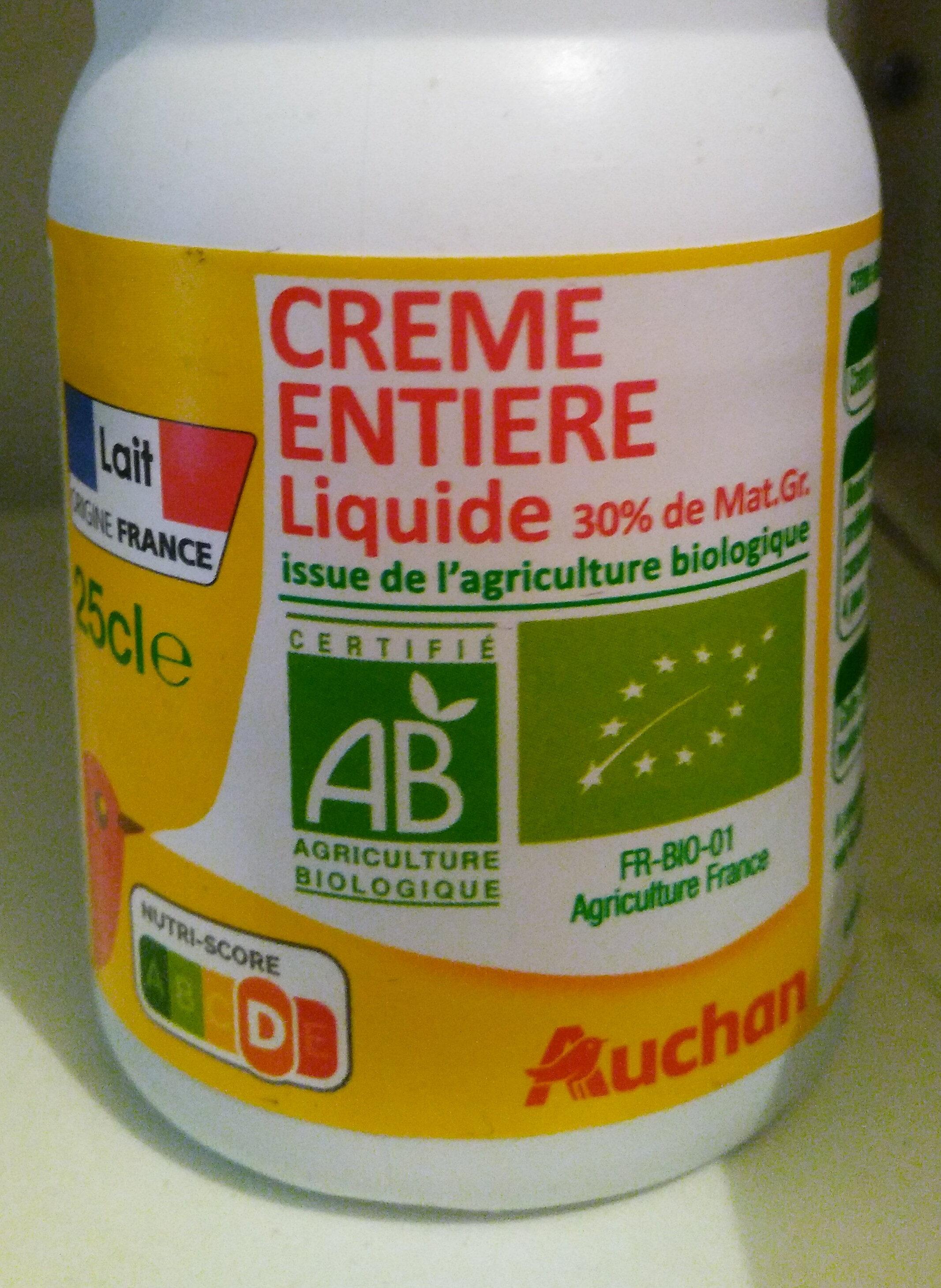 Bio creme fluide - Produit - fr