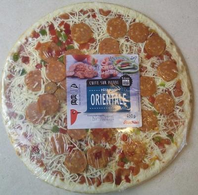 Pâte fine Orientale - Produit - fr