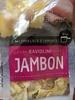 Raviolini jambon - Product