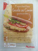 Tranchettes Gouda au Cumin - Product - fr