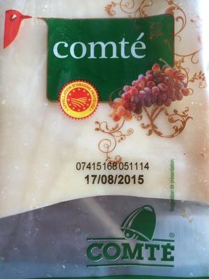 Comté - Product