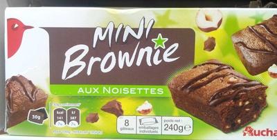 Mini Brownie aux Noisettes - Product