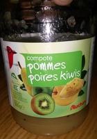 compote pommes poires kiwis - Produit