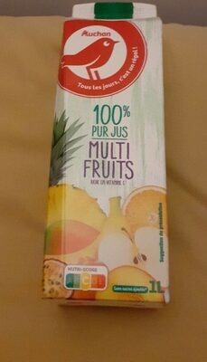 100% pur jus multifruits - Prodotto - fr