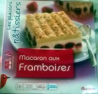 Macaron aux framboises - Product