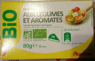 Bouillon aux légumes et aromates - Product