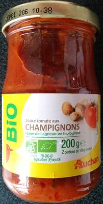 Sauce tomate aux Champignons - Produit