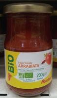 Sauce Tomate Arrabiata (2 portions) - Produit