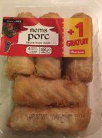 Nems porc - Product