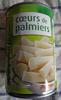 Coeurs de palmiers Auchan - Product