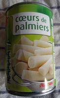 Coeurs de palmiers Auchan - Produit