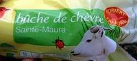 Bûche de chèvre Sainte-Maure (25% MG) - Produit