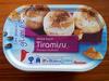 Glace façon Tiramisu morceaux de biscuits - Produit
