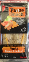 Pause Snack Poulet Bacon Cheddar - Product - fr