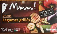 Girasoli Légumes grillés - Produit - fr
