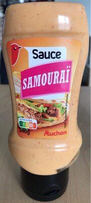 Sauce samouraï - Produit - fr