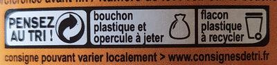 Sauce samouraï - Instruction de recyclage et/ou information d'emballage - fr