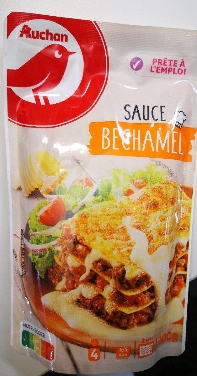 Sauce Bechamel doypack - Product - fr
