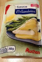 Sauce hollandaise doypack - Produit - fr