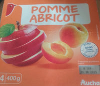 Compote Pomme Abricot - Product