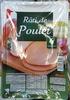 Rôti de Poulet - Produit