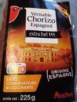Véritable chorizo espagnol extra fort - Produit - fr