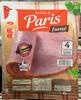 Jambon de Paris fumé - Produit