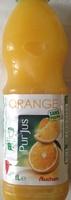 Pur jus orange sans pulpe - Producto