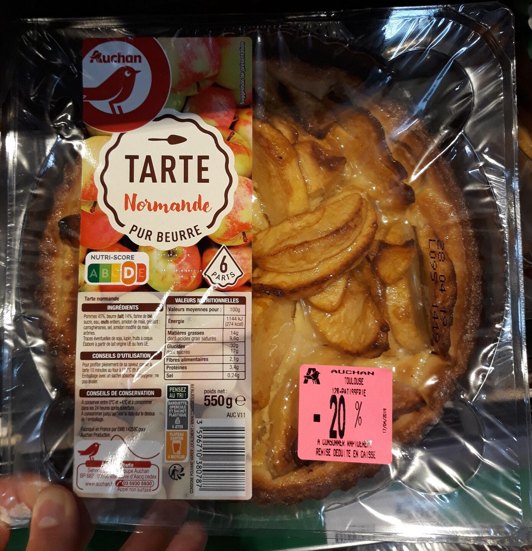 Tarte Normande - Product