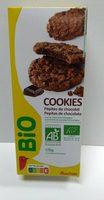 Cookies pépites de chocolat - Produit