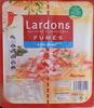 Lardons Fumés (-25 % de sel) - Product
