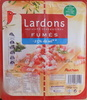 Lardons Fumés (-25 % de sel) - Produit