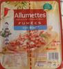 Allumettes Fumées (-25 % de sel) - Producto