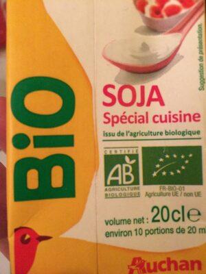Soja Spécial Cuisine - Produit