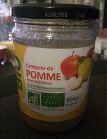 Compote de Pomme avec Morceaux - Product