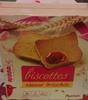 Biscottes saveur briochée - Produit