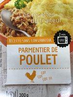Parmentier de Poulet - Produit