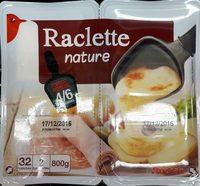 Raclette nature - Produkt - fr