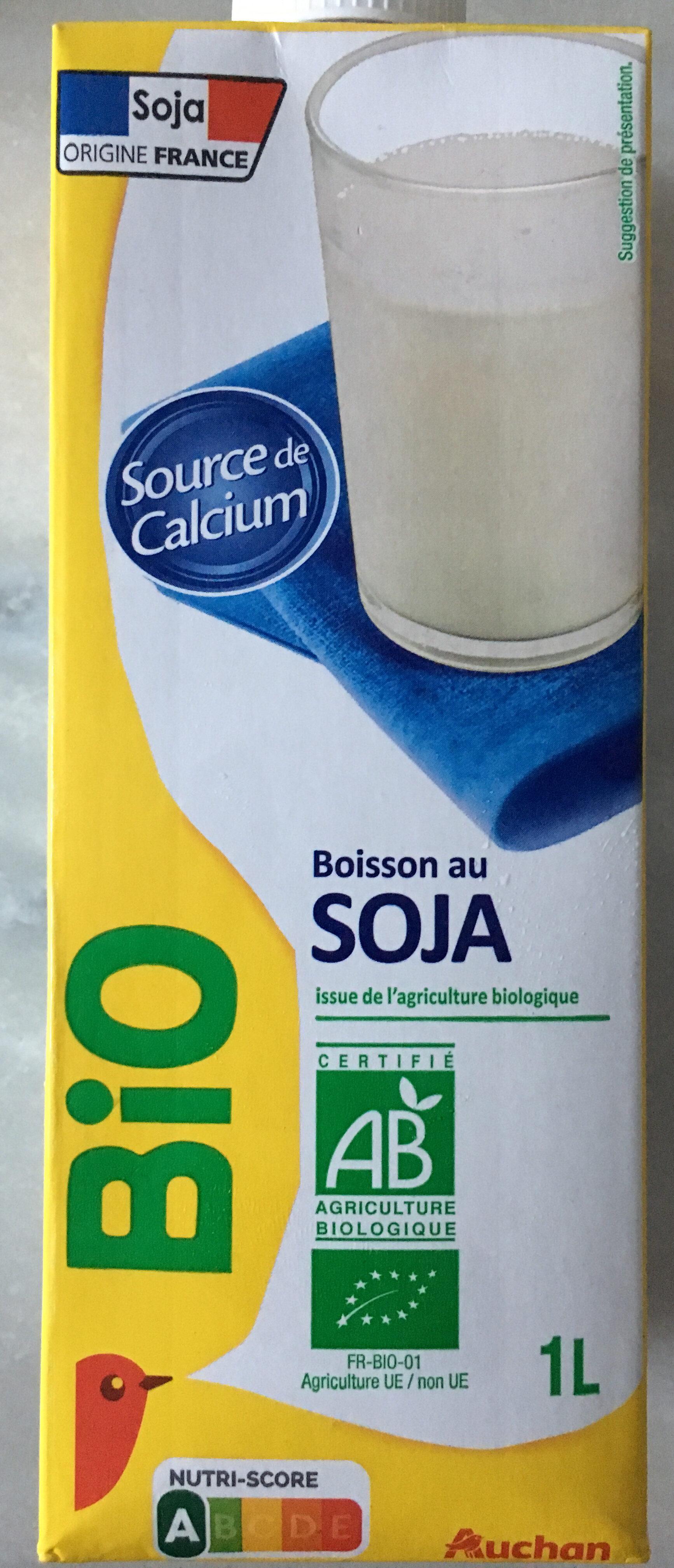Boisson au Soja - Produit