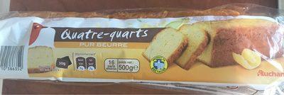 Quatre-Quarts - Produit - fr
