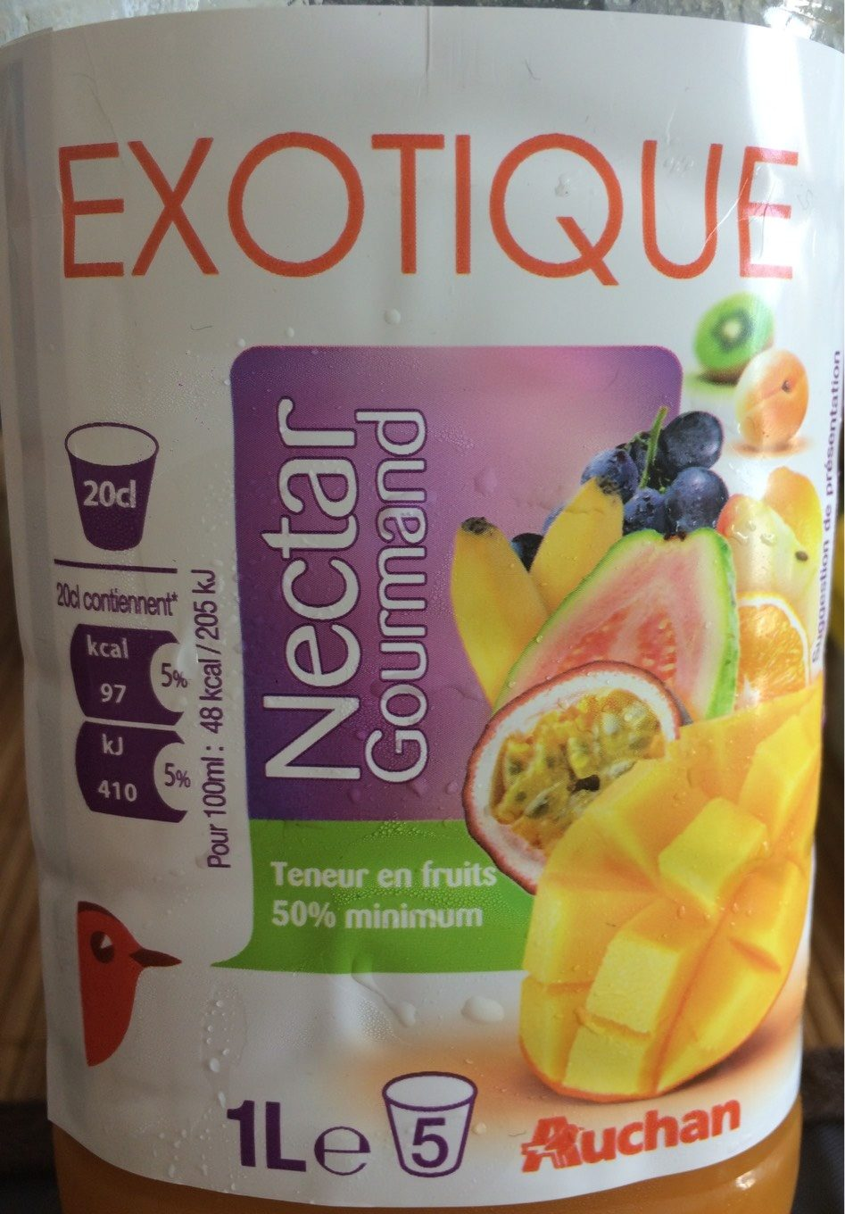 Instant gourmand exotique - Product