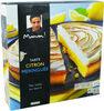 Tarte au citron meringuee mmm! - Product