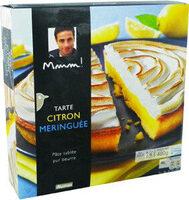 Tarte au citron meringuee mmm! - Prodotto - fr